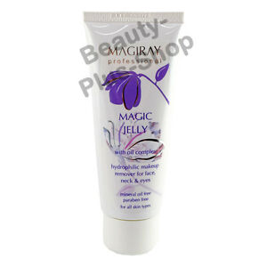 Details about Magiray - Magic Jelly /Make Up Remover For Delicate Skin