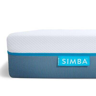 Simba Mattress Refurbished Hybrid   Foam & Springs