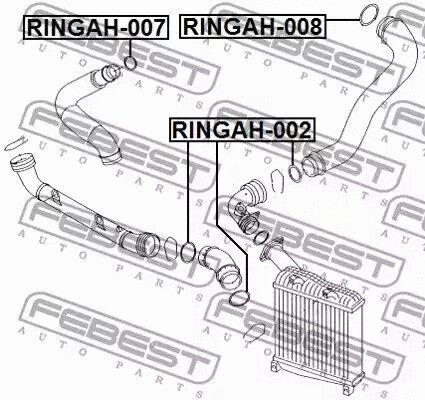 Seal Ring FEBEST RINGAH-008