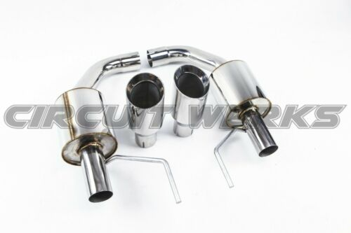 EPA Exhaust Pipe Fits 1996 1997 Suzuki Sidekick 1.6L L4 GAS SOHC