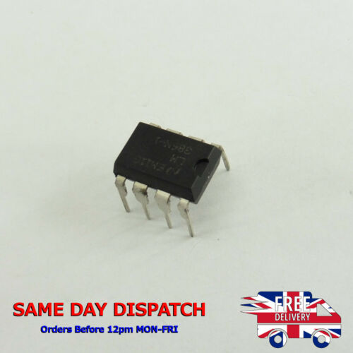 LM386N LM386 IC baja tensión de potencia de Audio Amplificador DIP-8 386 #Z64