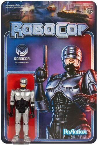 Super 7 Robocop réaction Robocop Action Figure