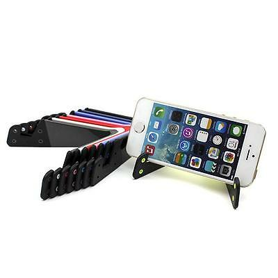 Universal Mini Desk Cell Phone Stand Holder for iPhone 5 4 Samsung S4 Note 3 HTC