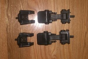 1997-2006-Jeep-Wrangler-amp-Unlimited-Factory-Replacement-Hood-Latch-Catch-Pair