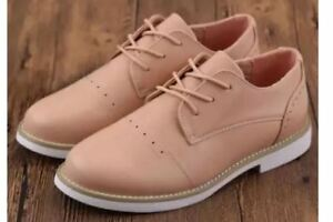 Tanggo Women's Spring Casual Shoes (peach)  SIZE 36 #crzysre