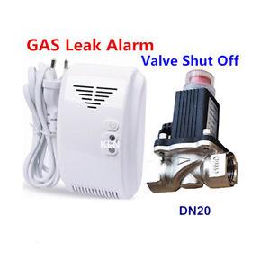 Natural Gas Leak Alarm