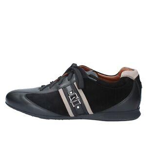 outlet store 96f9e 93ed4 AMF10_GUAR Scarpe Sneakers ALBERTO GUARDIANI uomo Nero | eBay