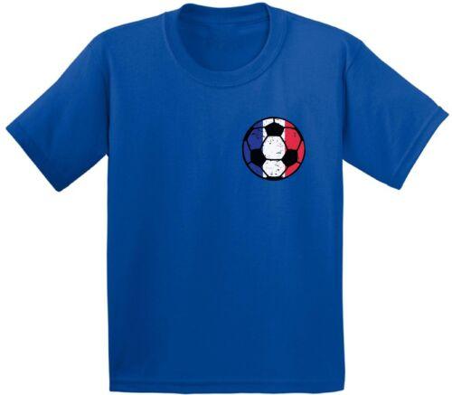 France Soccer Team Shirt Toddler France Tshirt Kids France 2018