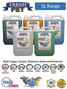 5L-FRESH-PET-Bird-Specialist-Disinfectant-Cage-Cleaner-Aviary-Deodoriser