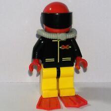 Lego - City - Aquazone Extreme Team Rescue Diver Control Explorer Minifigure #2