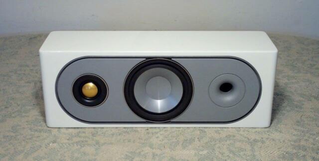 R180HDSR Silver Monitor Audio Radius 180 HD