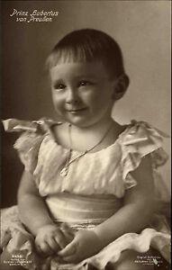 Adel-Monarchie-ca-1910-Prinz-Hubertus-von-Preussen-Sohn-des-Kronprinzenpaares