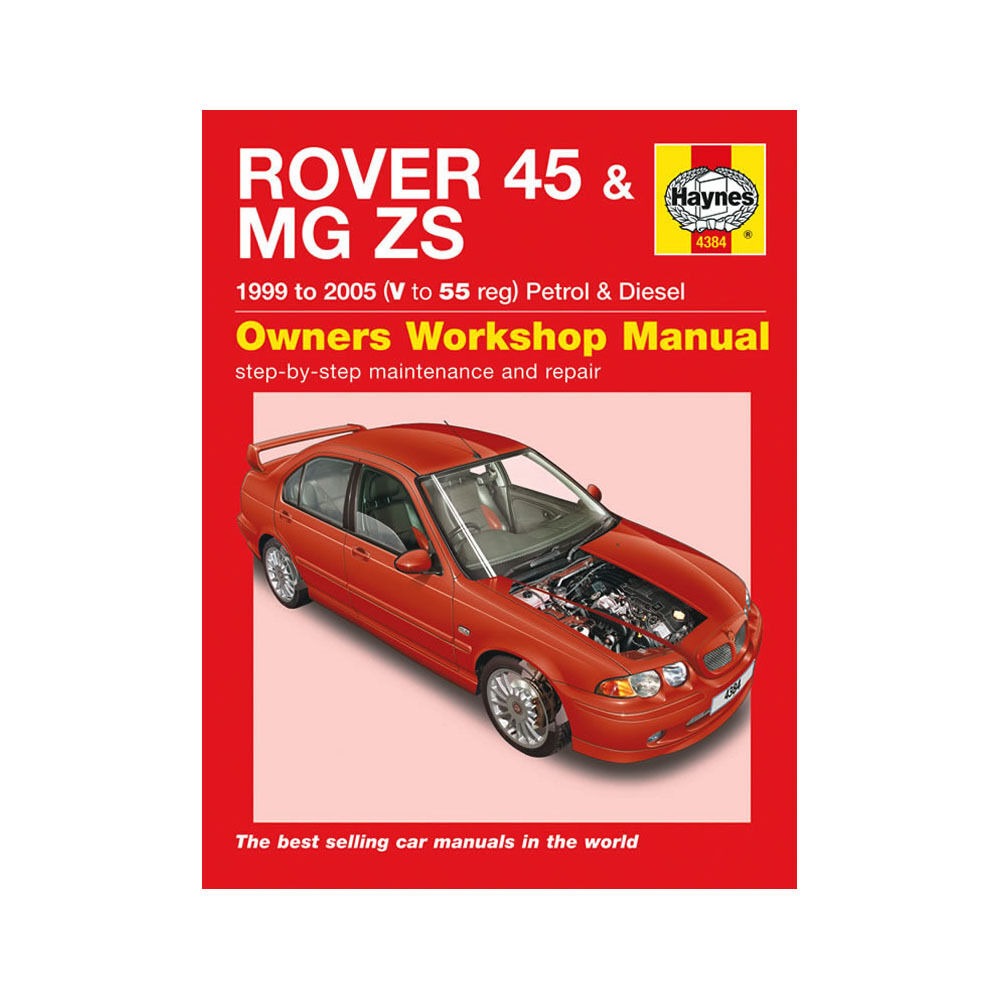 Haynes Rover 45 Mg Zs Petrol Diesel 99 05 V To 55 Reg Service Repair Wiring Diagram Norton Secured Powered By Verisign