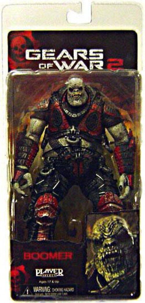 NECA Gears of War 2 Boomer FIGURINE