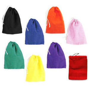 Cotton-Mojo-Bag-3-034-x-4-034-Choose-from-Eight-Colors-Drawstring-Pouch-Hoodoo