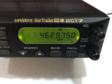 iden Bear Tracker 800 BCT7 Police - Fire - EMS - Military - HAM Scanner