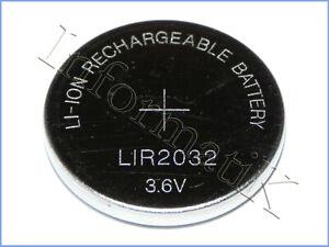 LIR2032-Pila-Batteria-Ricaricabile-replace-BR-CR-DL-ECR-KCR-ML-LM-LIR-2032-3-6V