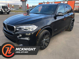 2016 BMW X5 Leather/Sunroof/Navi/Back Up Cam/Power Seats