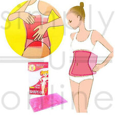 Slimming Body Sauna Wrap Weight Loss Fat Burn Cellulite Stomach Tummy Waist