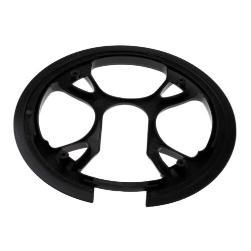 Bike Bicycle Sprocket Cranksets Chainring Guard Protector Cap 36//42T Plastic