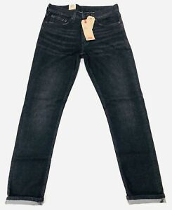Levi-039-s-511-Slim-Fit-advanced-Stretch-Jeans-in-schwarz