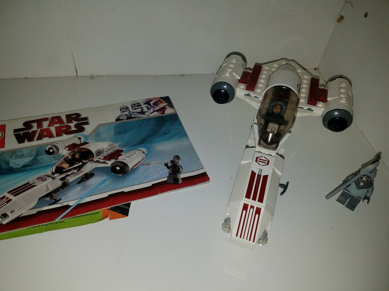 Lego Star Wars Clone Wars Lot
