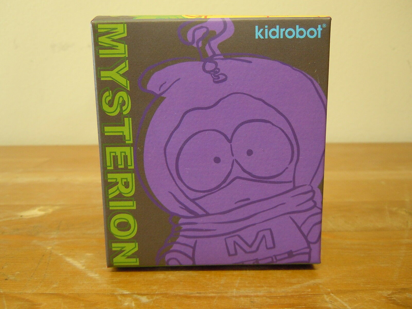Kidrobot South Park Park Park SDCC 2011 Comic-Con 3-Inch Mysterion Figure [ BRAND NEW ] 55af41