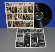 David McCallum Solo für I.L.L.Y.A. D Capitol OIS heavy Vinyl LP sounds great