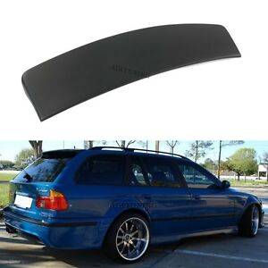 BMW-E39-Touring-Estate-Wagon-Rear-Tailgate-Boot-Lid-Trunk-Spoiler-Ducktail-Wing
