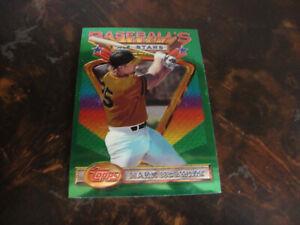 1993 Topps Finest Baseball---#92 Mark McGwire