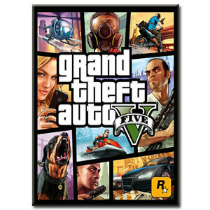 Grand Theft Auto V  full game GTA 5 game for PC cd Key GLOBAL With multiplayer