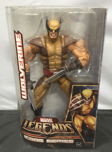 MINT//NEAR MINT Box Marvel Legends Wolverine Action Figure Collectable 12/""