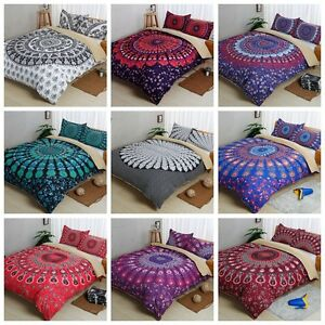 with size king amazon duvet sheets flat exotic bohemian slp comforter cover bedding piece sets com indian quilt ethnic set cotton boho lelva
