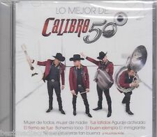 SEALED - Calibre 50 CD Lo Mejor De.... 20 Tracks BRAND NEW