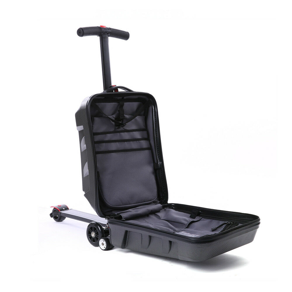 Scooter Suitcase 21 21 21 Inch Handgepäck strapazierfähiger Multi-Function Personalize 8229f0
