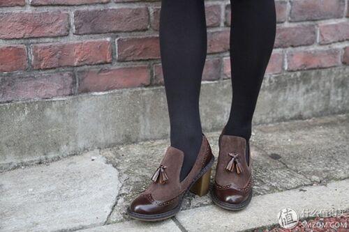 Dr Martens Women/'s Jessyca Dark Brown Brogue Pumps Heels US 7 EU 38 UK 5 LAST!!