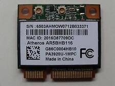 Atheros AR9382 AR5BHB116 Mini PCIE Dual Band WiFi Wireless WLAN Card 2T2R - W008