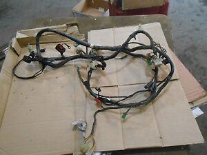 Kawasaki 1100 Ninja ZX1100 ZX 1100 1992 wiring harness ...