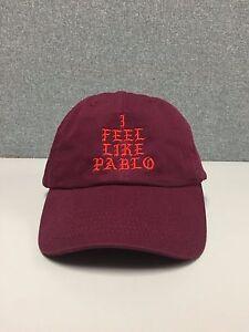303d476df3c I FEEL LIKE PABLO Hat (slide buckle) tan black kanye west 350 370 ...