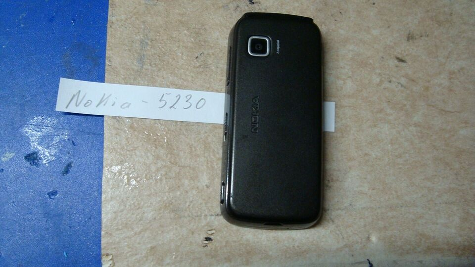 Nokia 5230 Touch mobil, God