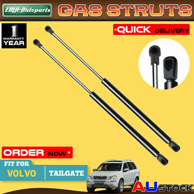 VOLVO XC90 2002-2015 NEW 2X REAR TAILGATE BOOT TRUNK GAS STRUTS PAIR