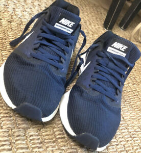 NIKE-DOWNSHIFTER-7-NAVY-BLUE-MEN-039-S-RUNNING-SHOES-SIZE-9-852459-400