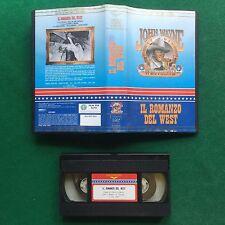 VHS Film IL ROMANZO DEL WEST John Wayne Edwin Marin EAGLE (1989) Western