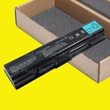 Battery for Toshiba Satellite A200 A300 L300 L550 M200 A500 A350 PA3534U PA3535U