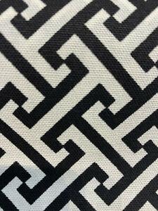 Cross-Section-Licorice-Black-White-Greek-Key-P-K-Lifestyles-Fabric-By-the-Yard