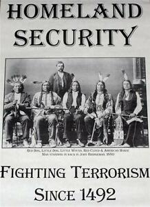 HOMELAND-SECURITY-Fighting-Terrorism-Since-1492-POSTER