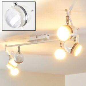 led deckenleuchte design wohn zimmer leuchten wei flur lampen k chen strahler ebay. Black Bedroom Furniture Sets. Home Design Ideas