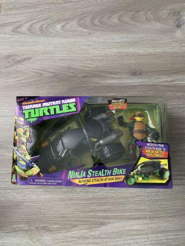 Nickelodeon Teenage Mutant Ninja Turtles Nickelodeon Ninja Stealth Bike avec Raph