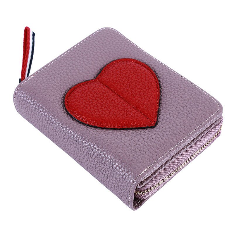 Fashion Women Purses Clutch Wallet Short Card Coin Holder Case Purse Handbag LC