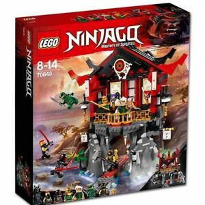 Lego Ninjago Le Temple de la Résurrection - 70643